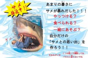 サメパネル